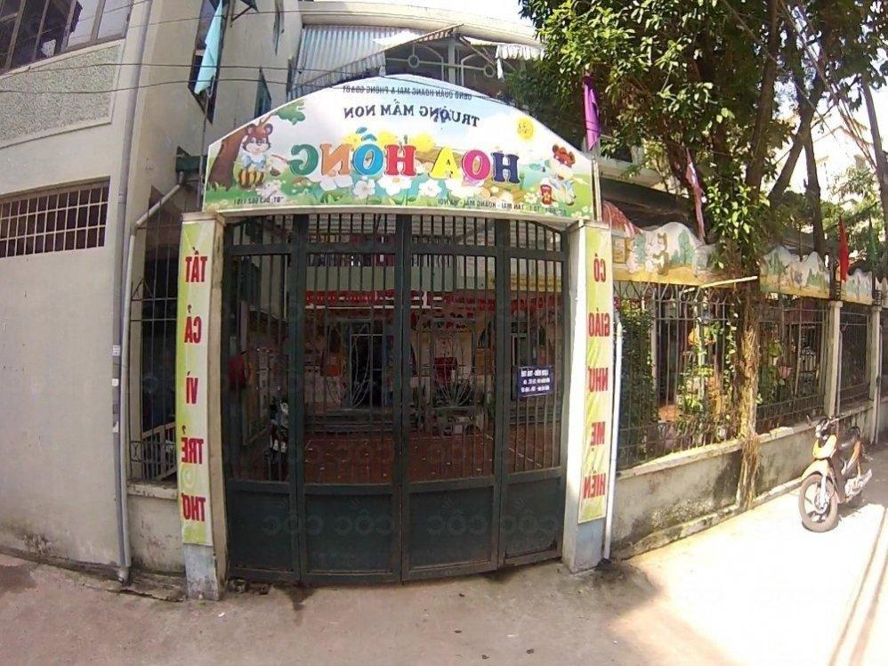 Trường mầm non Hoa Hồng - Trương Định