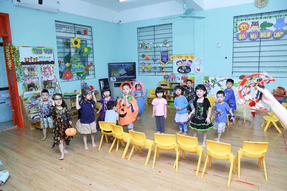 Trường mầm non Hoa Linh - Baby Home - Dịch Vọng