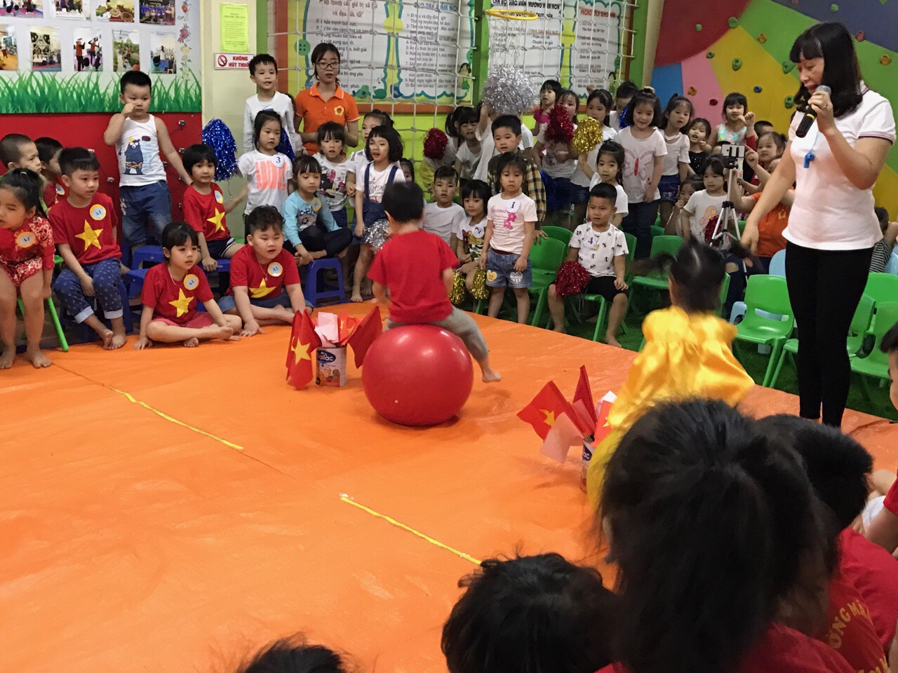 Trường mầm non Hoa Mai - Nguyễn Trung Trực