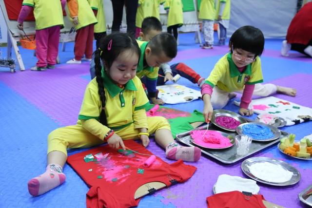 Trường mầm non Hoa Mai - Quan Hoa