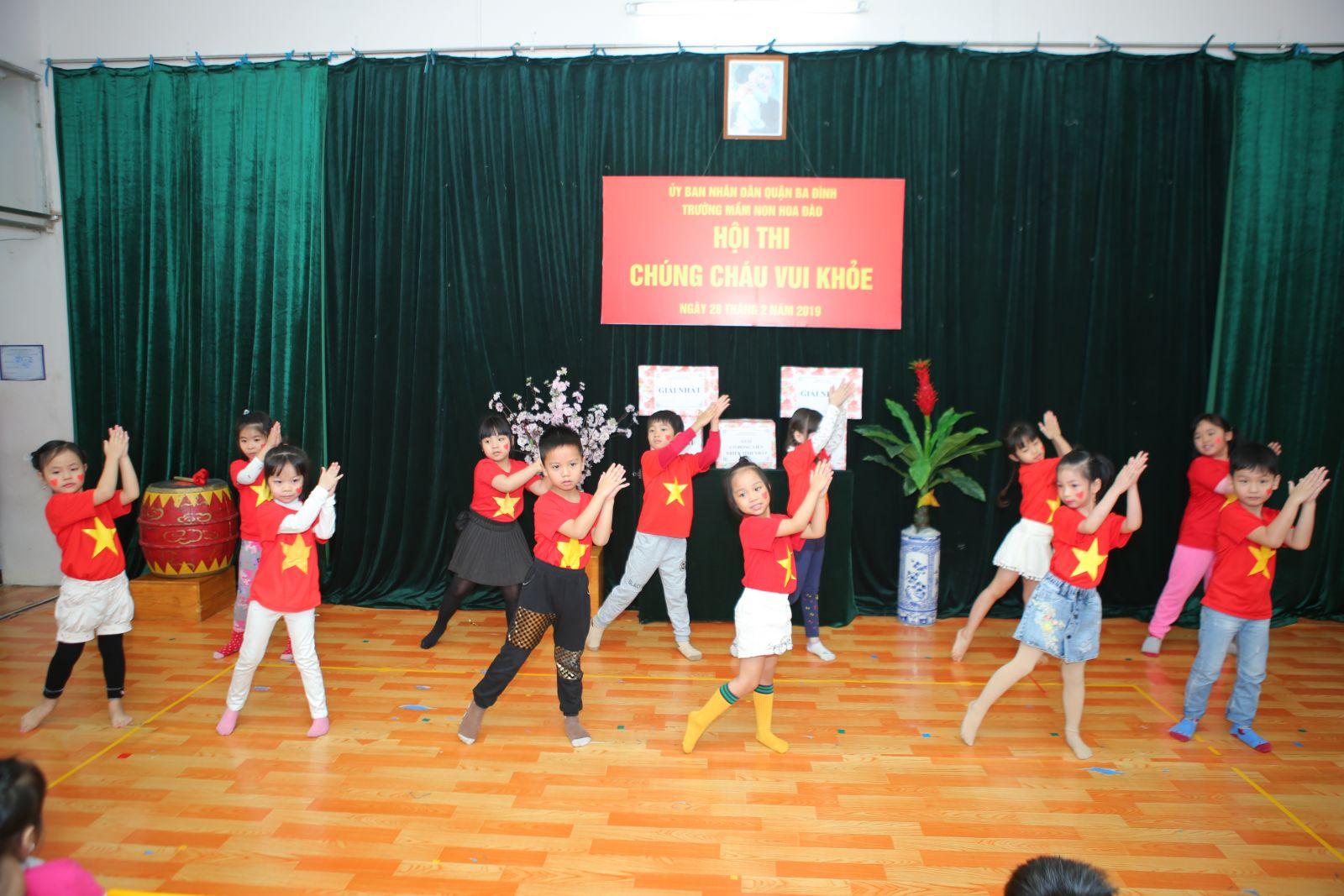 Trường mầm non Hoa Đào - Quán Thánh