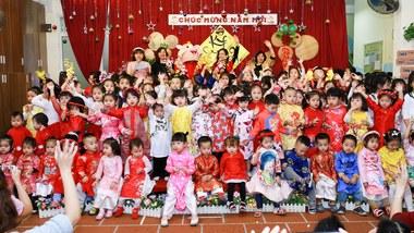 Trường mầm non Hoa Sen - Vọng Hà