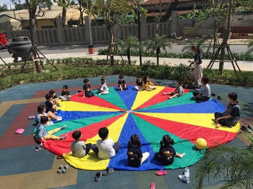 Trường mầm non Jello Academy - Phú Diễn