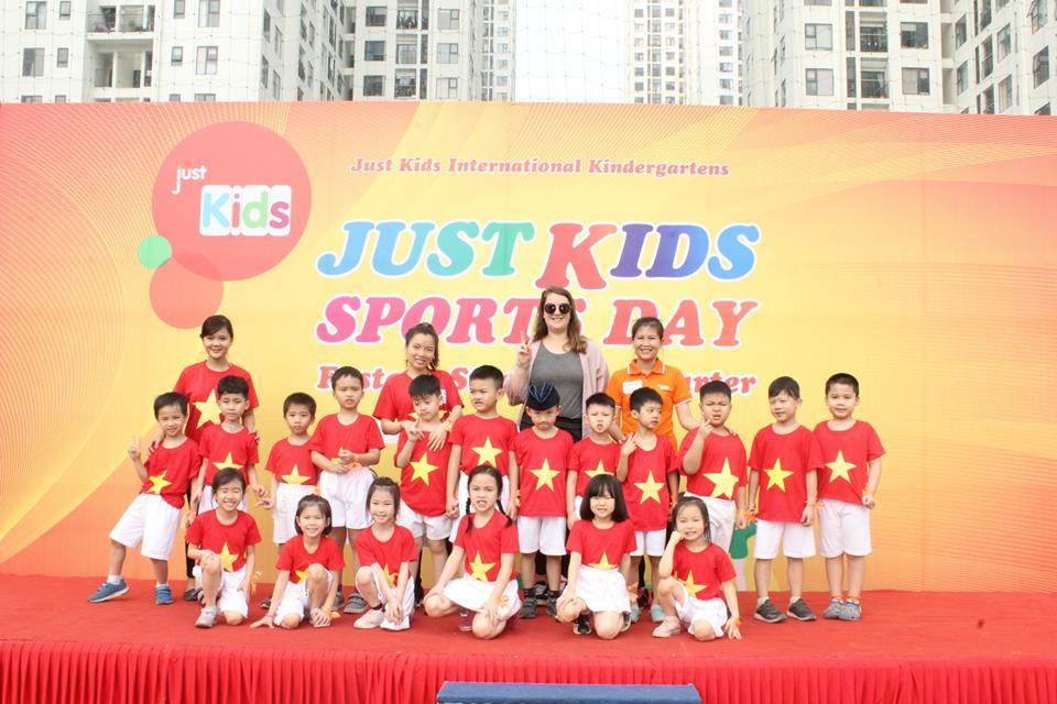 Trường mầm non Just Kids - Trần Quốc Toản
