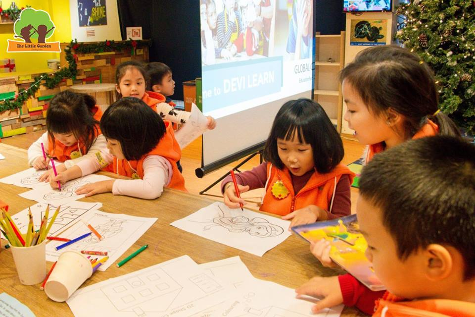 Trường mầm non Khu Vườn Nhỏ (The Little Garden Kindergarten) - Yên Hòa