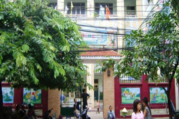Trường mầm non Kim Đồng - Ngô Sĩ Liên, Phường Văn Miếu