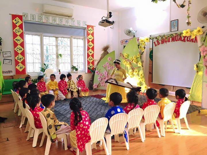 Trường mầm non Lý Thái Tổ 2 - Trung Hòa