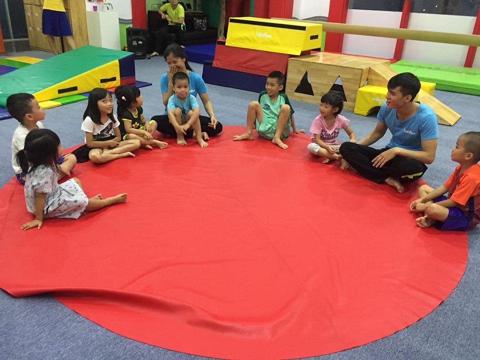 Trường mầm non Little Sol Montessori - Hoàng Quốc Việt