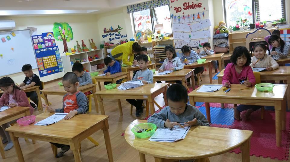 Trường mầm non Liễu Giai Kids By Nature (KBN) - Yên Hòa