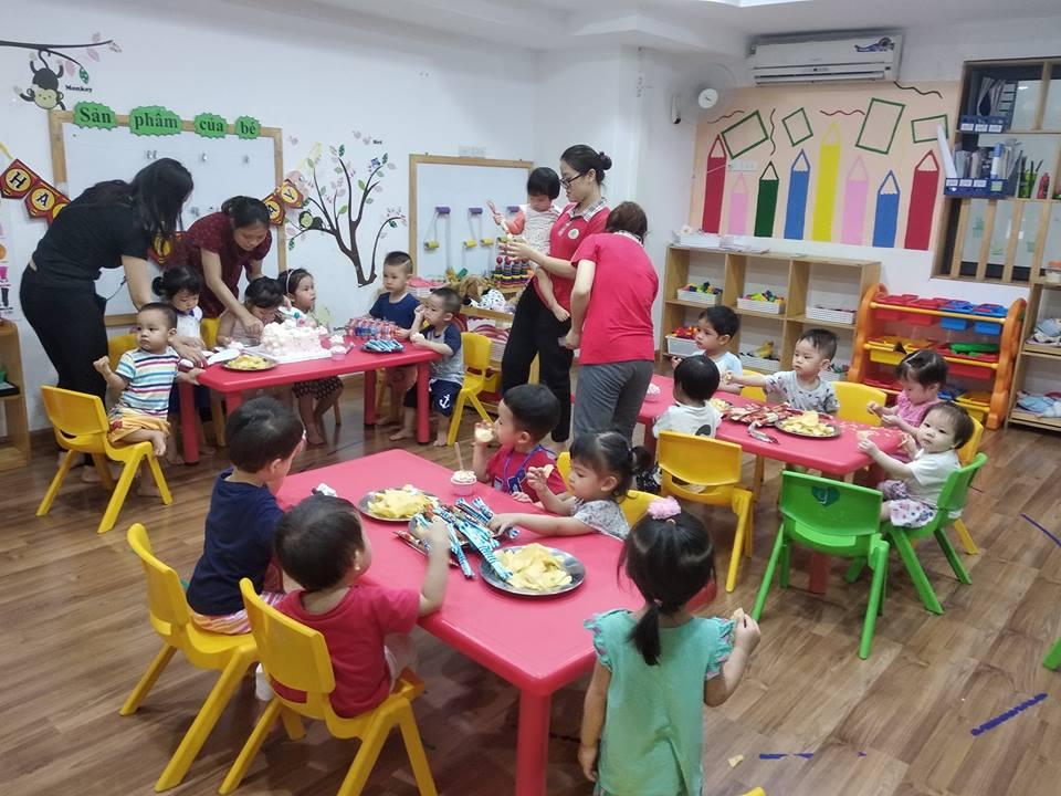 Trường mầm non Mẹ yêu con - Ngọc Khánh