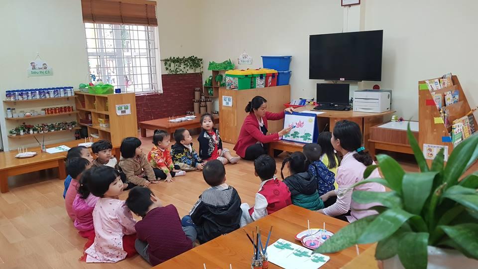 Trường mầm non Mai Dịch - Mai Dịch