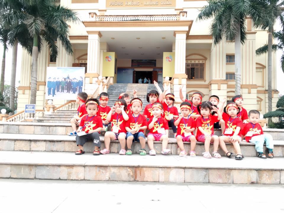Trường mầm non Mickey House - Phương Liệt
