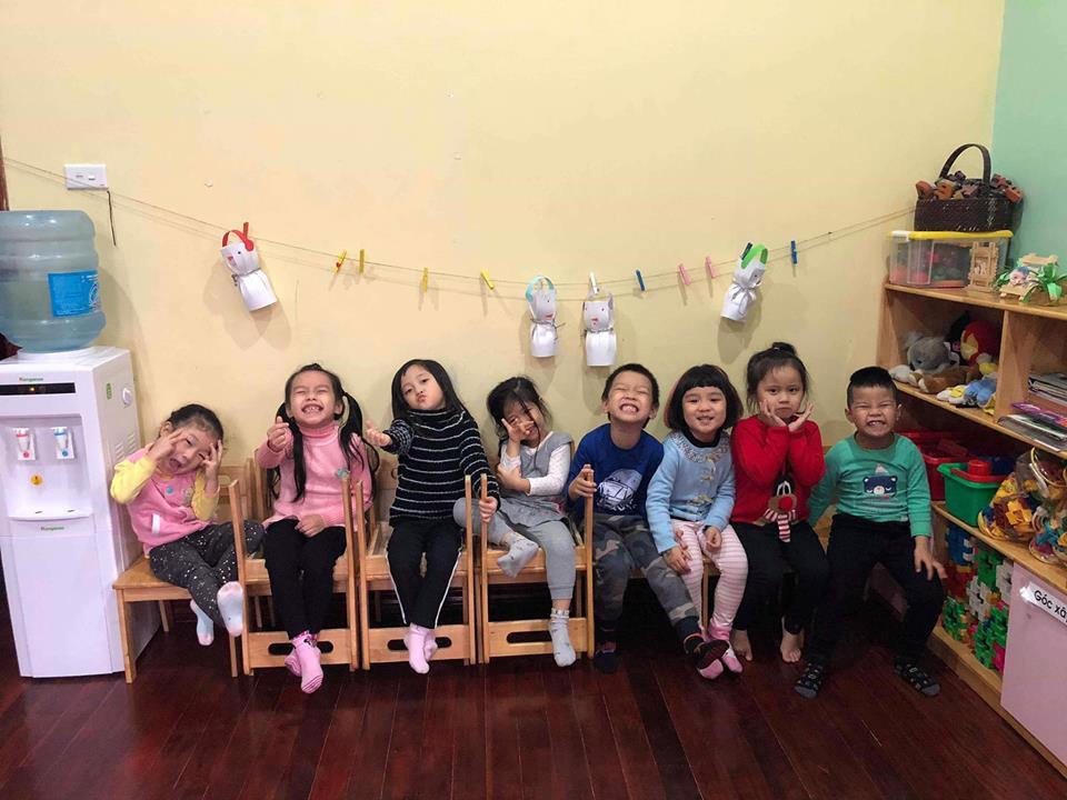 Trường mầm non Miền Đất Trẻ Thơ (Kid Island) - Quán Thánh