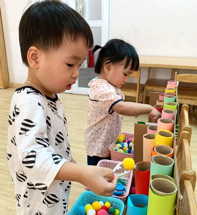 Trường mầm non Mommy Care - Nguyễn Công Hoan