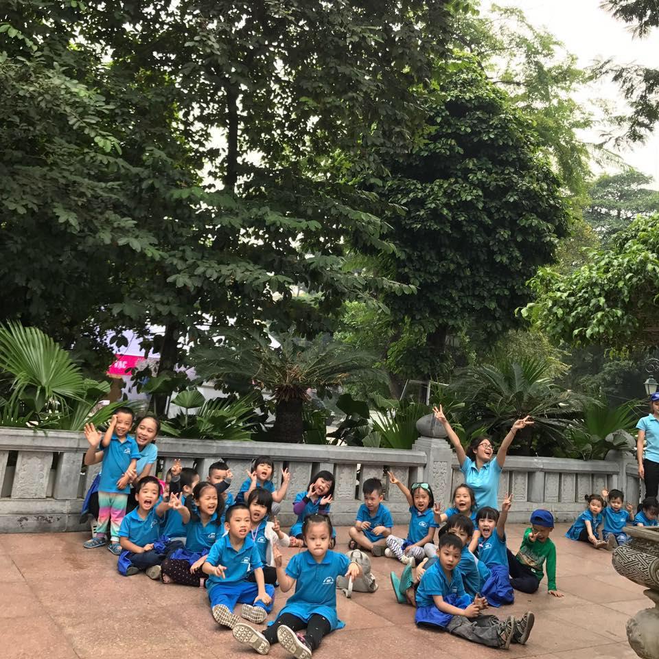 Trường mầm non Mặt Trời Xanh - Khâm Thiên