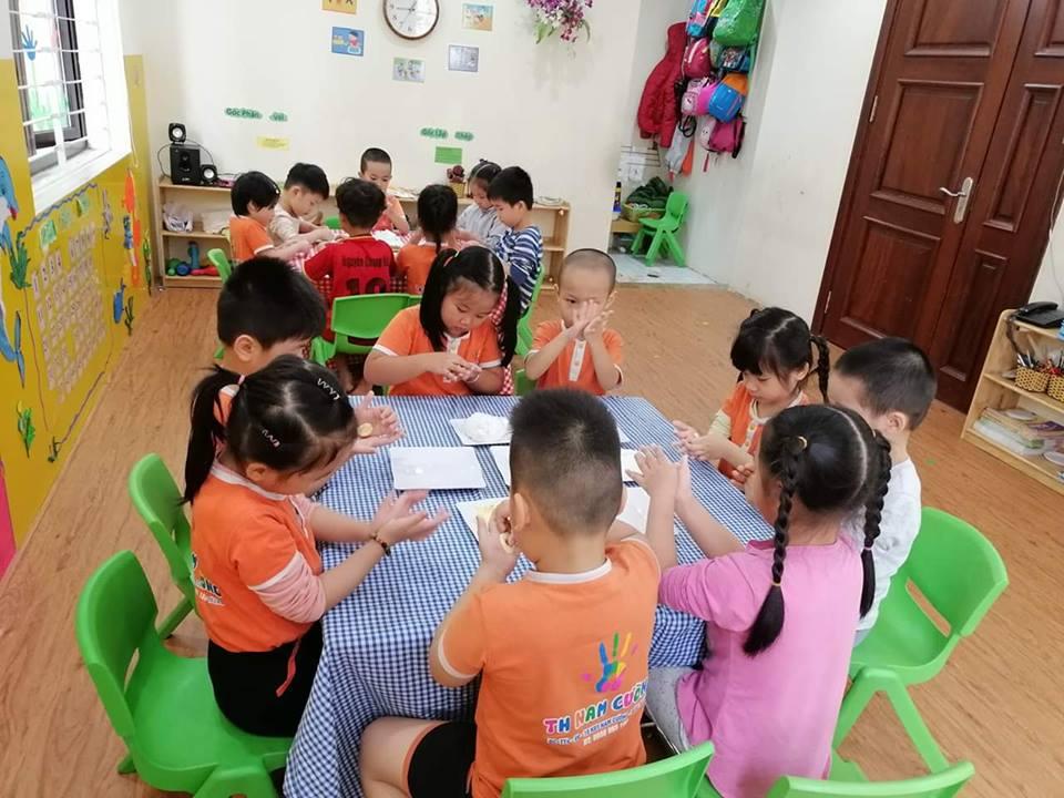 Trường mầm non Nam Cường CS1 - Cổ Nhuế 1