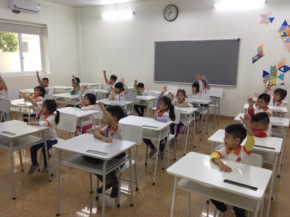 Trường mầm non NCE - Phú Diễn
