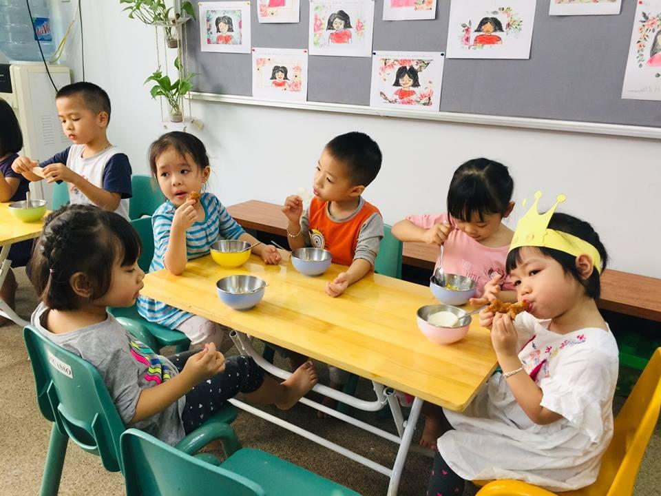 Trường mầm non Newton - Trung Hòa