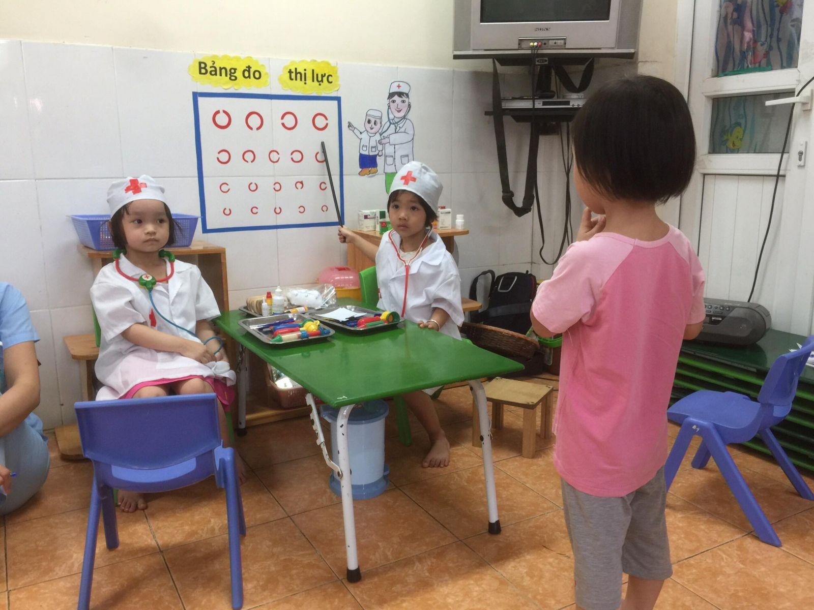 Trường mầm non Nghĩa Đô  - Nghĩa Đô