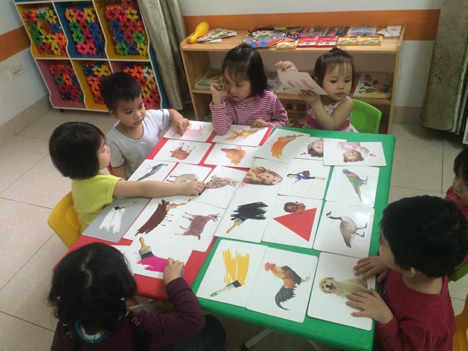 Trường mầm non Ngôi Nhà Chuột Bông - Phúc Diễn