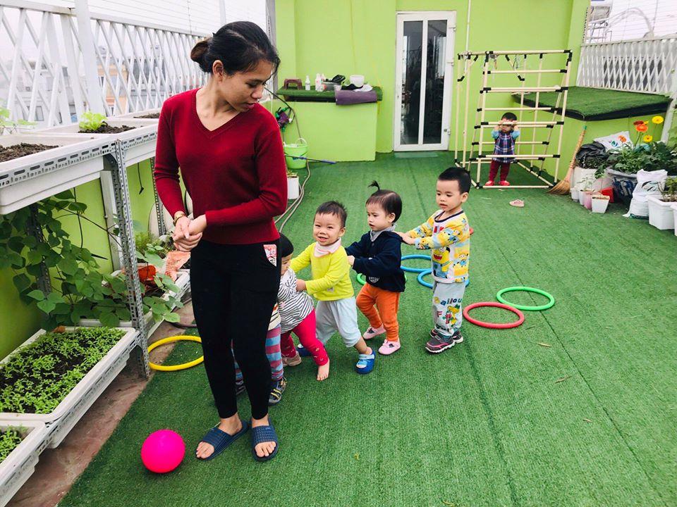 Trường mầm non Ngôi Sao Victoria - Nhật Tân