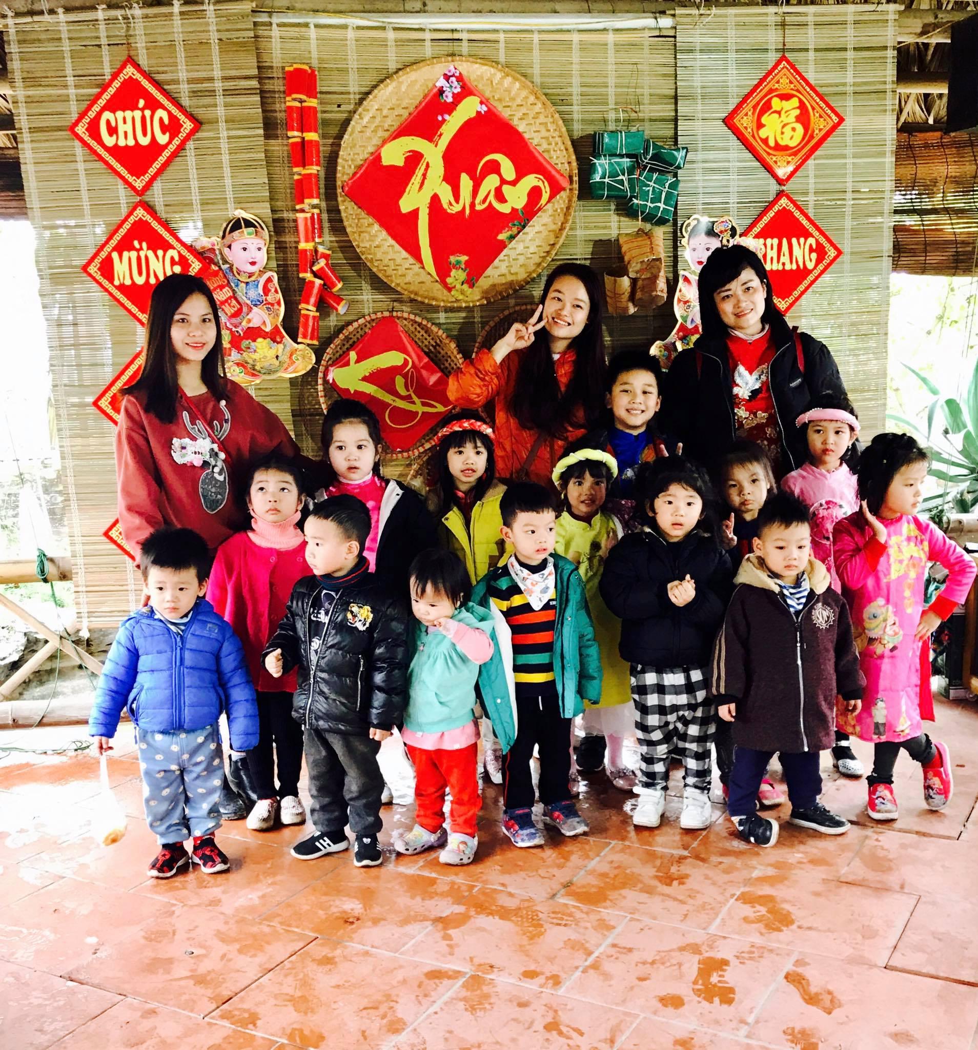 Trường mầm non Ngân Xuân - Trần Khát Chân