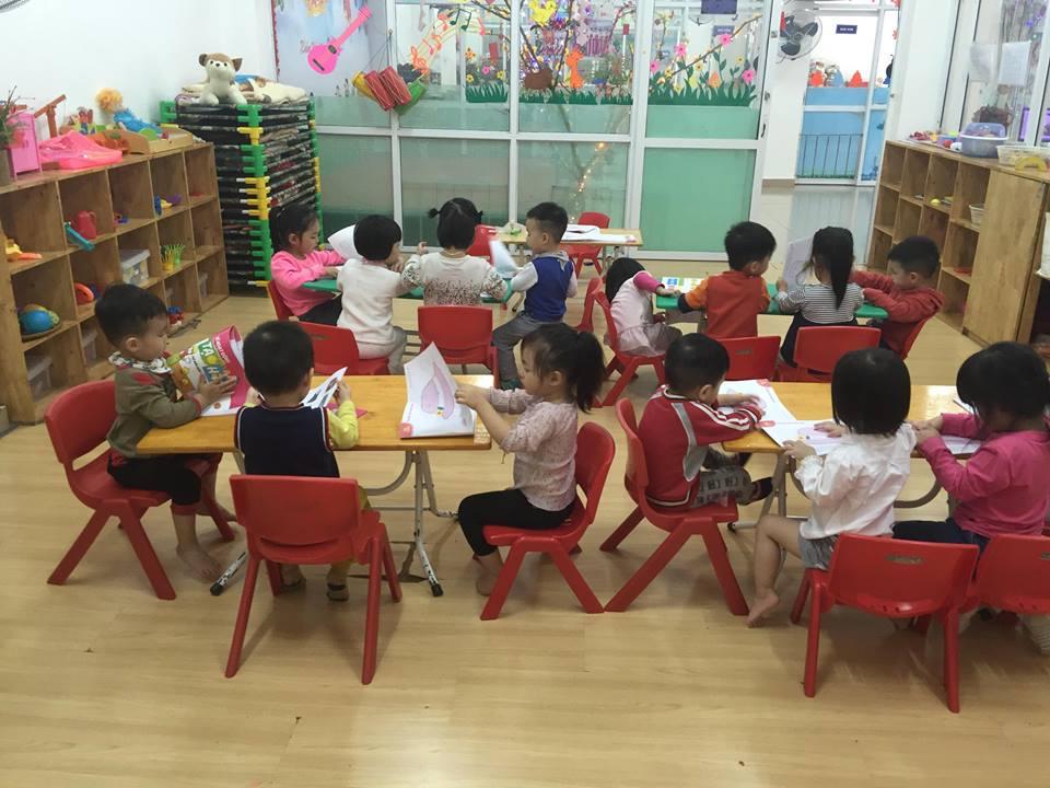 Trường mầm non Ánh Dương Sunshine - Mai Dịch