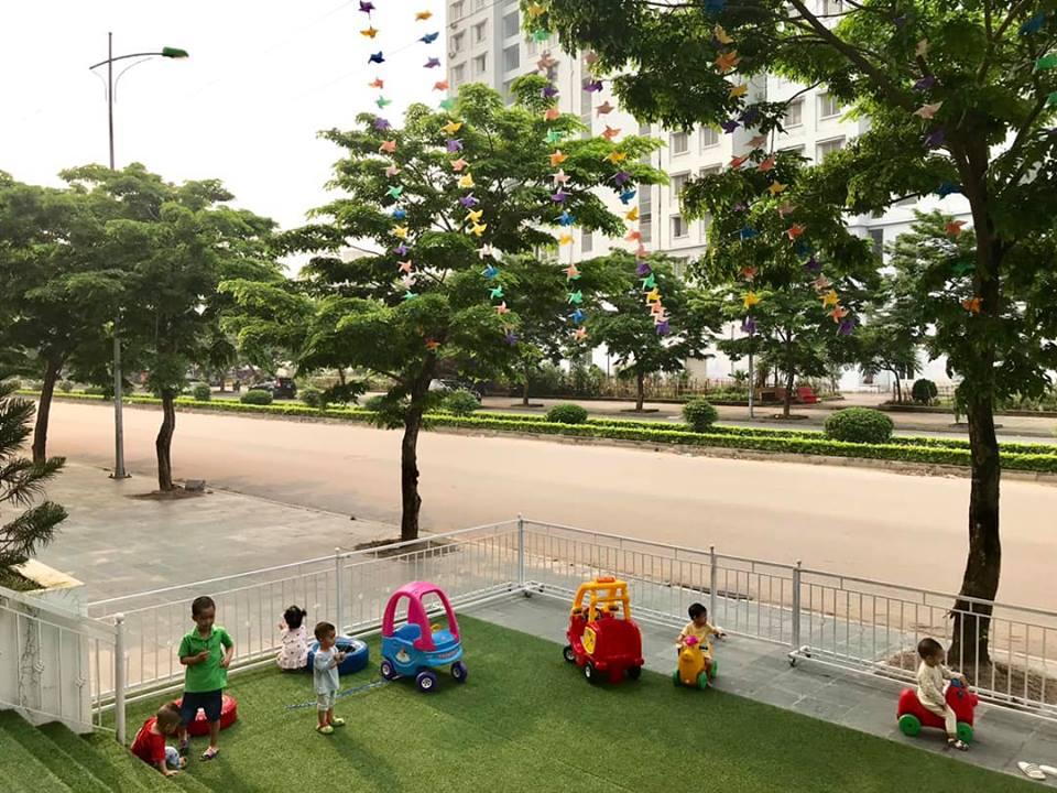 Hệ thống mầm non song ngữ Sunshine Preschool ( Cơ sở 1 ) - Cổ Nhuế 1