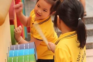 Trường mầm non Ánh Sao - Quận Hai Bà Trưng