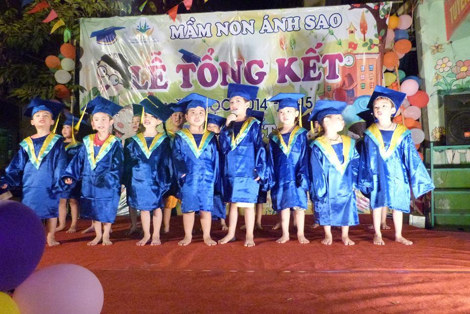 Trường mầm non Ánh Sao Vĩnh Tuy - Hai Bà Trưng