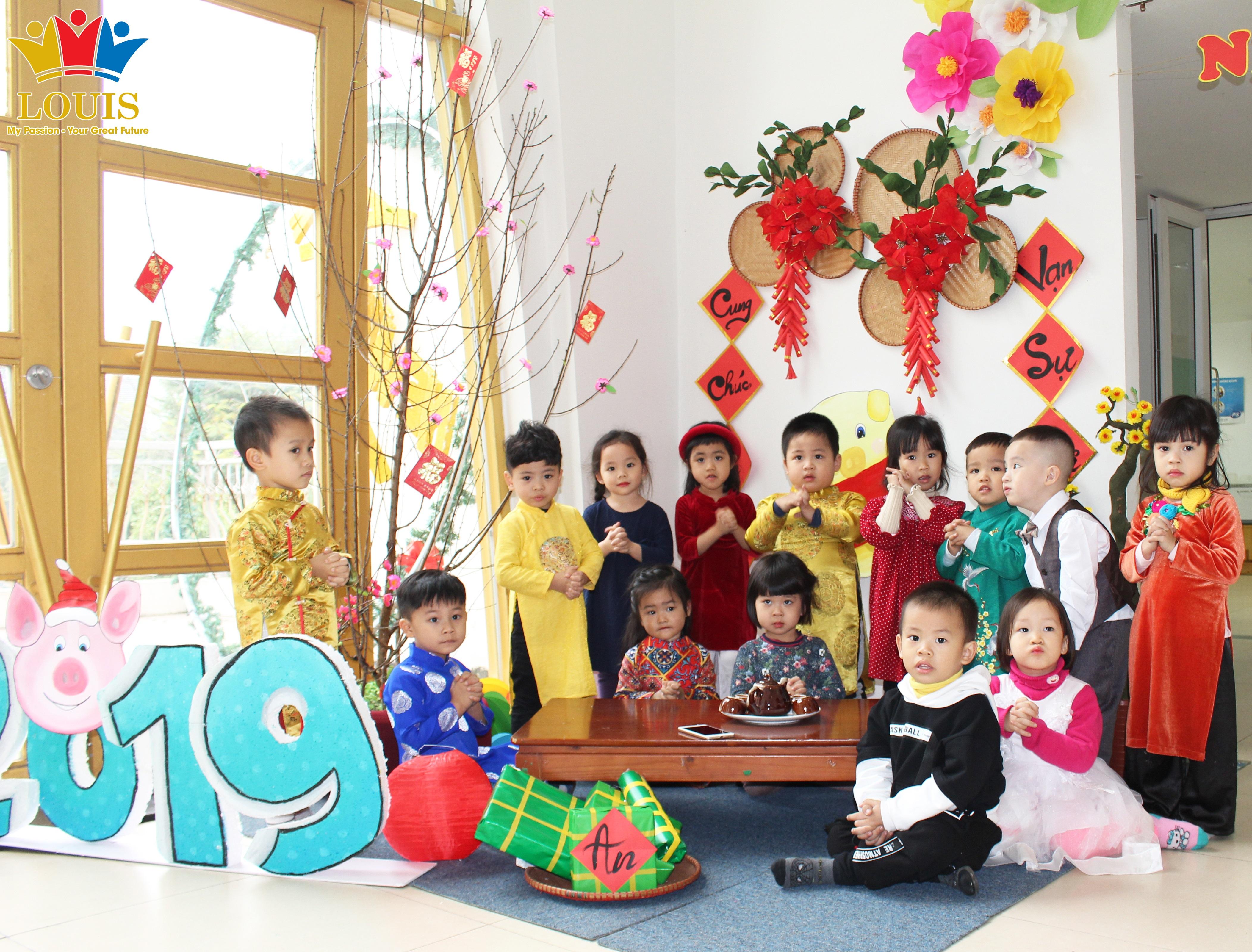 Trường mầm non Năng Khiếu Louis - Trung Hòa