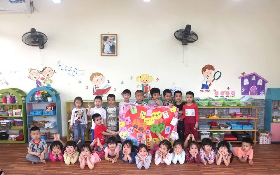 Trường mầm non Nắng Mai - Hàng Giấy