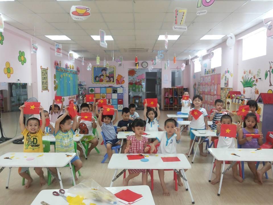 Trường mầm non Olympus Bé Gấu - Bùi Thị Xuân