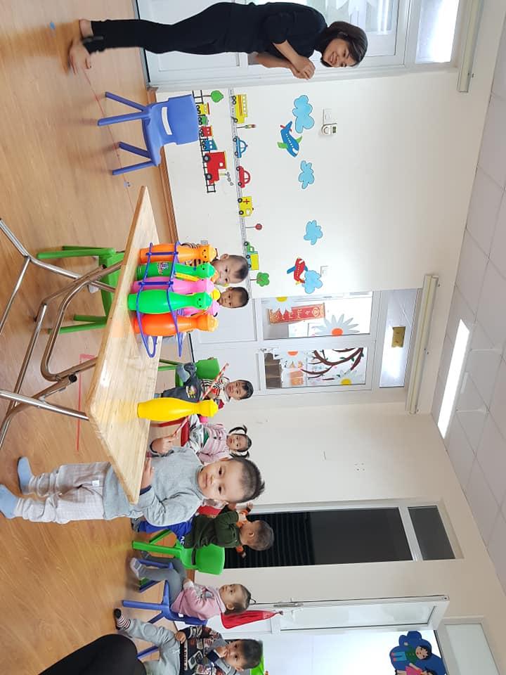 Trường mầm non Pascal - Cổ Nhuế