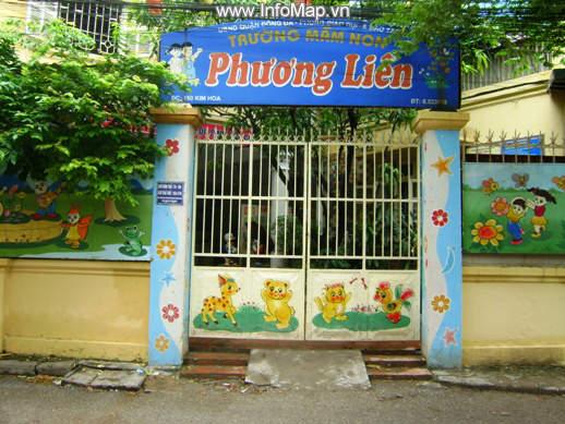 Trường mầm non Phương Liên - Kim Hoa