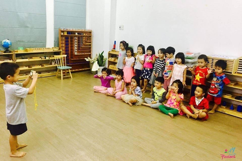 Trường mầm non Tổ Chim Piccioni - Ngụy Như Kon Tum