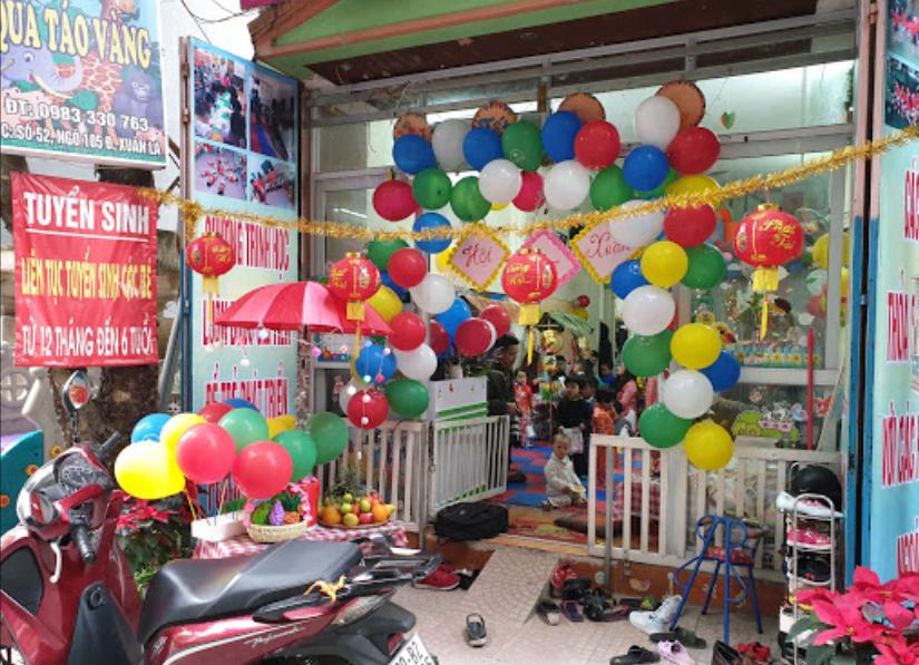Trường mầm non Quả Táo Vàng - Xuân La