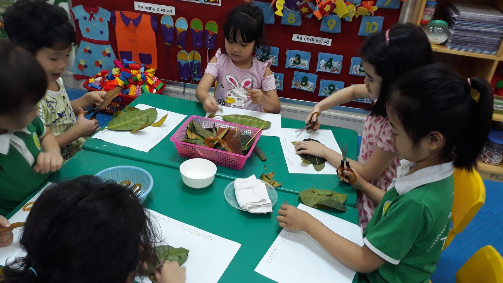 Trường mầm non Quan Hoa - Quan Hoa