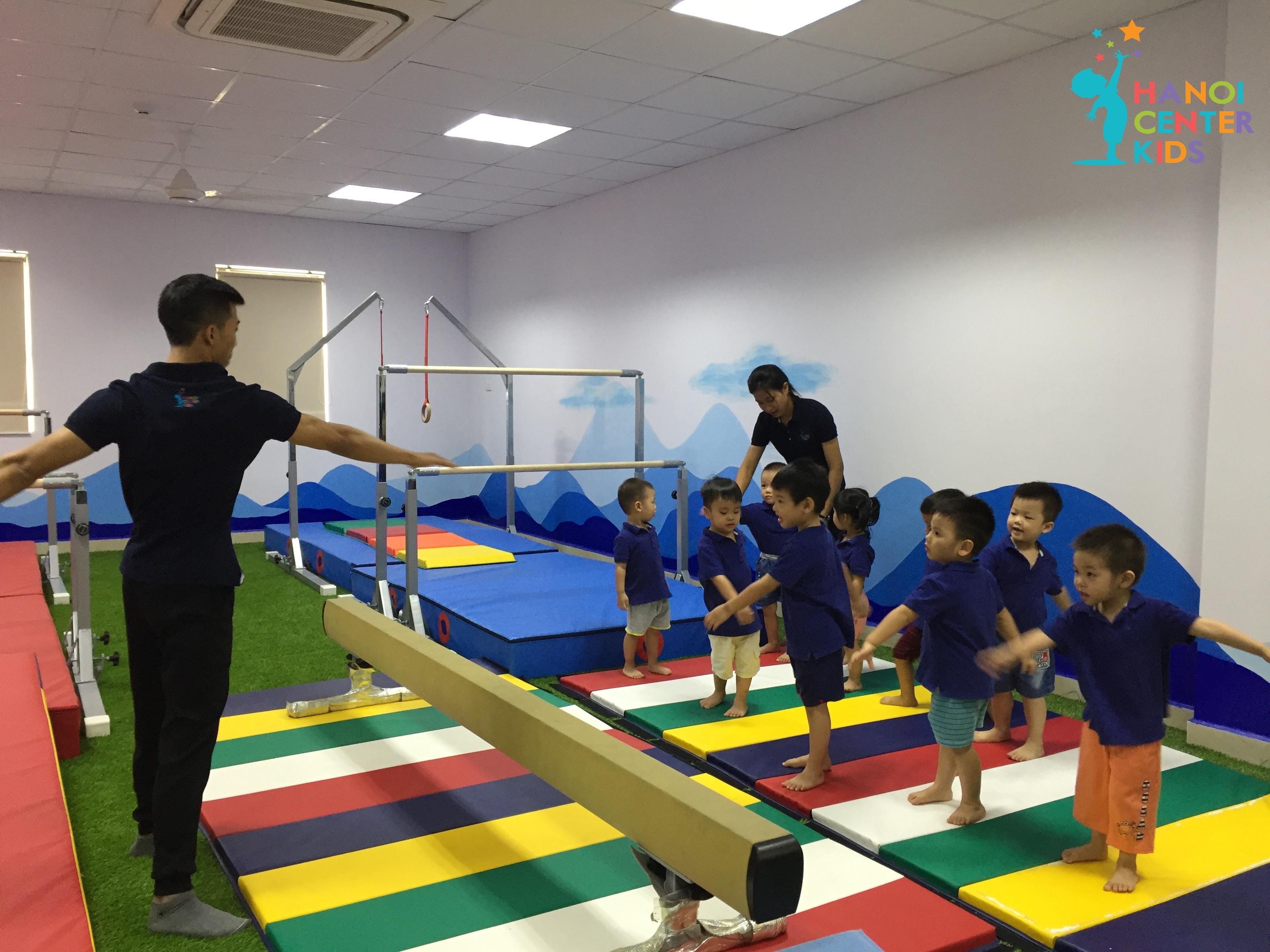 Trường mầm non Quốc tế Hanoi Center Kids - Nhân Chính