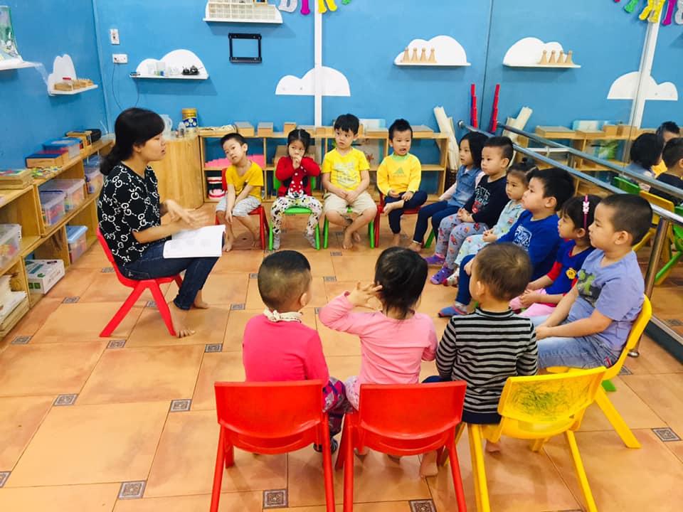 Trường mầm non Đô Rê Mon CS3 - Vĩnh Phúc