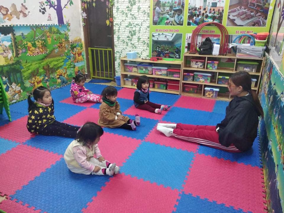 Trường mầm non Đô Rê Mon - Phú Diễn