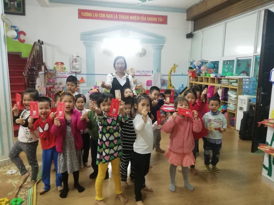 Trường mầm non Đôrêmon - Thanh Xuân
