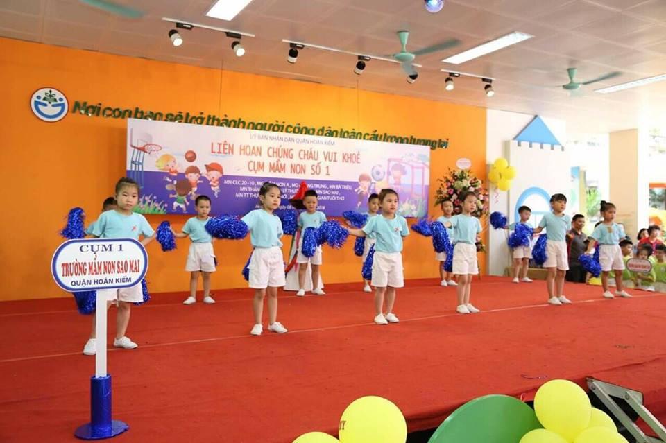 Trường mầm non Sao Mai - Hoàn Kiếm
