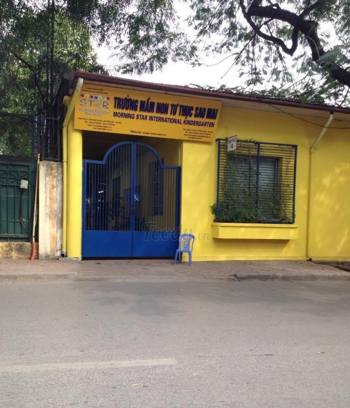 Trường mầm non Sao Mai (Morning Star) - Cống Vị