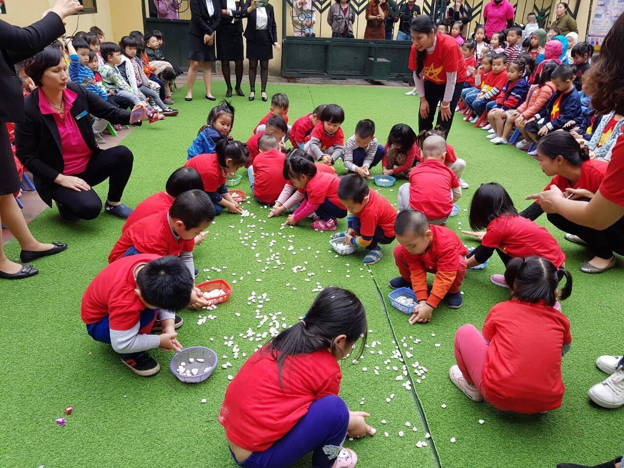 Trường mầm non Sao Mai - Vĩnh Phúc