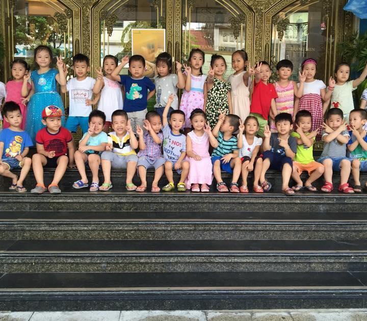 Trường mầm non Sao Sáng - Hoàn Kiếm