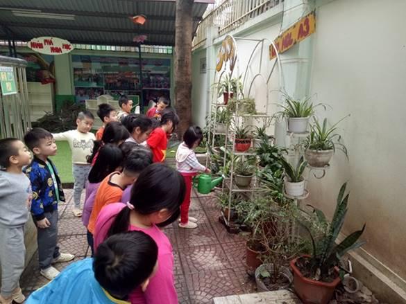 Trường mầm non Sơn Ca - Mai Dịch