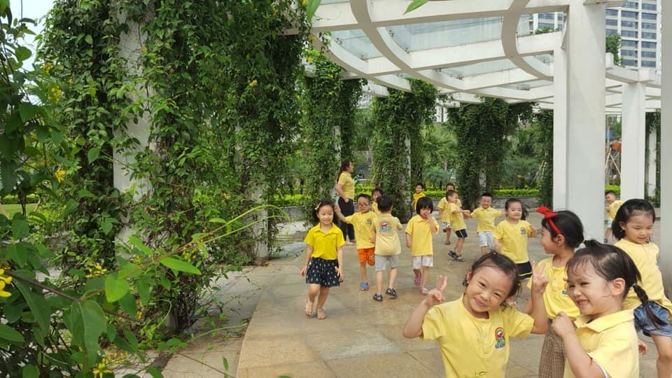 Trường mầm non song ngữ ColorHouse - Ngụy Khư Kon Tum