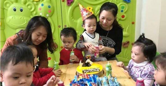 Trường mầm non tư thục cao cấp Smiling Kids - Nguyễn Xiển