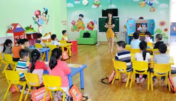 Trường mầm non  Quỳnh Trang - Trương Định